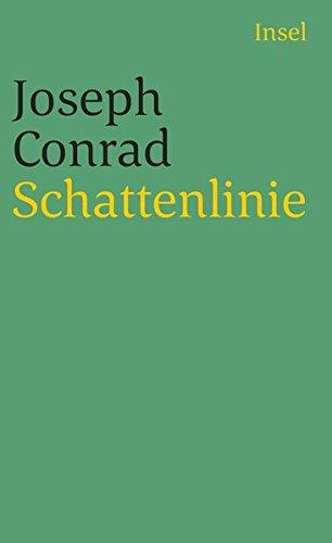 Schattenlinie: Roman (insel taschenbuch)
