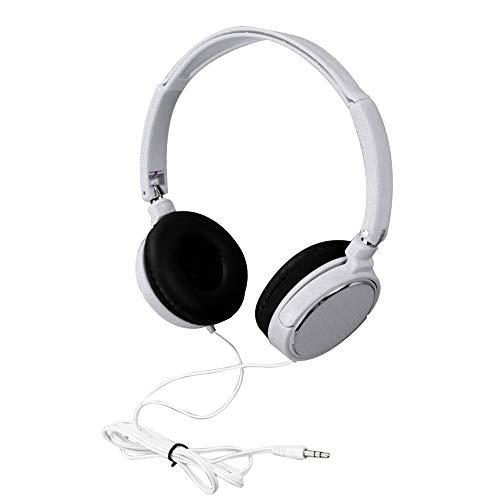 Elospy Kopfhörer auf Ohr, Faltbare 3.5mm kabelgebundene on Ear Kopfhörer mit Verbessertem Bass und Stereo Sound, Headsets für TV, Handy, Laptop and andere Geräten - Apple Bluetooth Headset Review