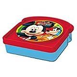 Sandwichera de plastico value Mickey Colors (12/24)