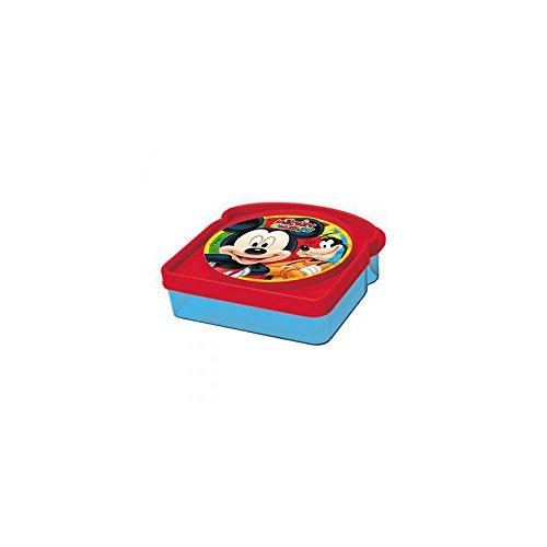 Preisvergleich Produktbild Disney Mickey Mouse. Sandwich-Maker. Kunststoffprodukt . Kein BPA.