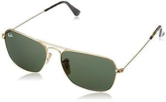 Ray-Ban 0RB3136 001 Arista Sunglasses: Ray Ban: Amazon.co