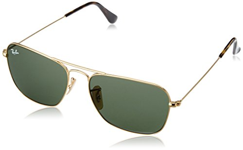 dcc24b465ee Buy Ray-Ban UV Protected Aviator Men s Sunglasses (0RB313618155