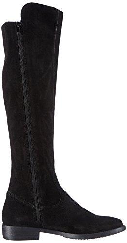 Tamaris 25909, Longue Bottes Classiques Femme Noir (Black 001)