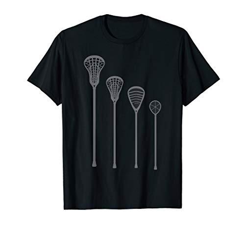 Lacrosse T-Shirt Sticks Up Lacrosse Mom Dad Poison -