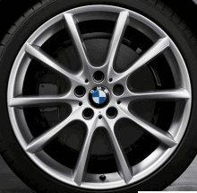 Original BMW Alufelge 5er F10-F11-LCI V-Speiche 281 in 18 Zoll -