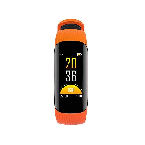 Sconto!,styledresser-orologio orologio digital smartwatch impermeabile compatibile cronometro intelligent waterproof polso intelligente con monitor a pressione sanguigna/monitor della frequenza cardiaca