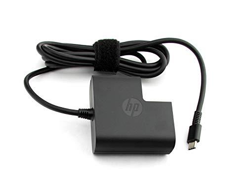 HP USB-C Netzteil 65 Watt (Wall Mount) Original für Hewlett Packard Elite x2 1013 G3 Serie - Elite-netzteil