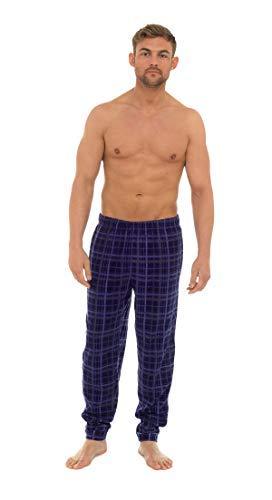 Aumsaa -  pantaloni pigiama - uomo marina militare m
