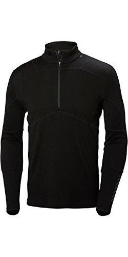 Helly Hansen Men's Hh Lifa Merino 1/2 Zip Longsleeve T-Shirt