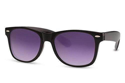 Cheapass Sunglasses Cheapass Unisex Sunglasses Wayfarer Black UV400