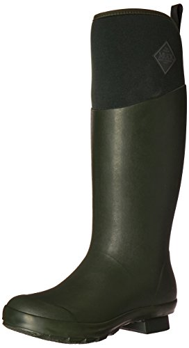 Muck Boots - Wellingtons da lavoro donna Deep Forest/Charcoal Gray