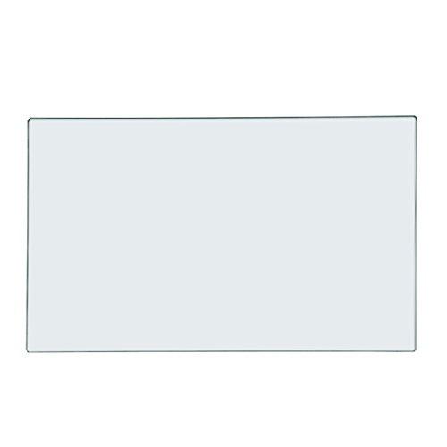 ORIGINAL AEG Electrolux 224901301 2249013018 Glasplatte 476x301x4mm Ablage Einlegeboden Regal Lebensmittelfachfach Glasablage Einschub Kühlschrank Kühl-Gefrier-Kombination auch Juno Zanker Zanussi