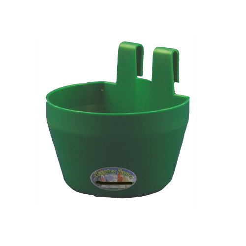 Coop Cup / Galley Pot Green Chicken, Avery Cage Test