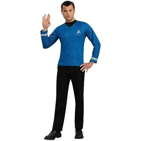 CoolParty - Disfraz de treky para hombre, talla L (887358)