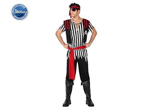 Angel Tomas S.A...-Costume da pirata, per uomo