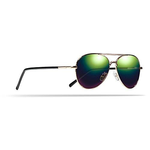 Trespass Kinder Hologram Sonnenbrillen Gold Metal Nicht zutreffend