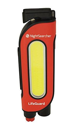 Nightsearcher Lifeguard multifonction véhicule de sécurité LED Lampe de poche