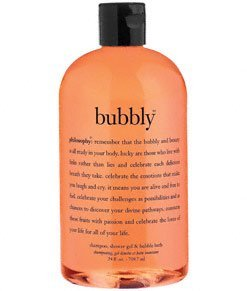 Philosophy Bubbly 3-in-1 Shampoo, Body Wash, and Bubble Bath 16 Oz by Philosophy