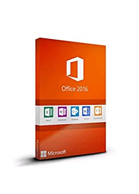 Microsoft Office 2016 Home and Business MAC - Activation Key