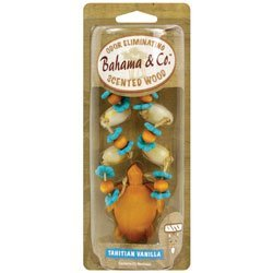 wooden-turtle-necklace-hanging-car-air-freshener-tahitian-vanilla-scent