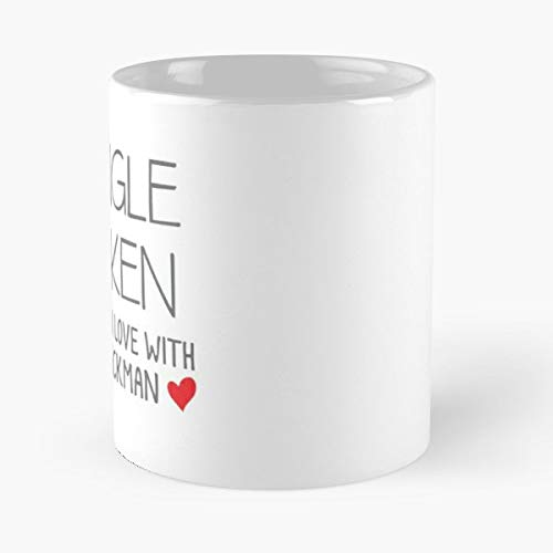 Nine Aussie Australian Cinema Funny Awesomeness Laugh Joke Wicked Swag Stars Star - Best 11 oz Kaffee-Becher - Tasse Kaffee Motive ()