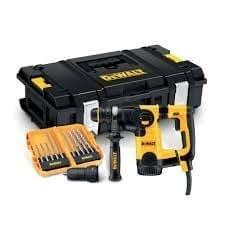 DeWalt d25324KX perforateur burineur avec accessoires