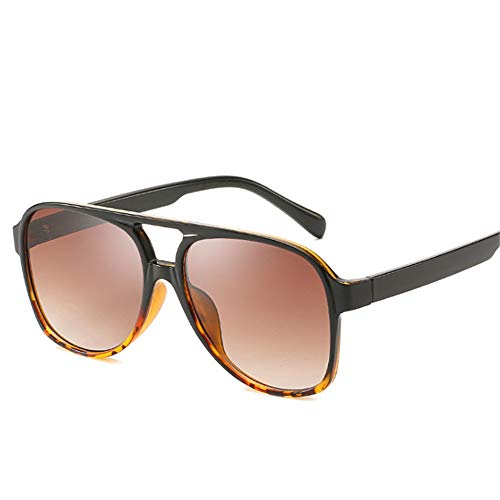 dfjd Retro Sonnenbrille Männliche Dame Toad Sunglasses Classic Hundred Sunglasses