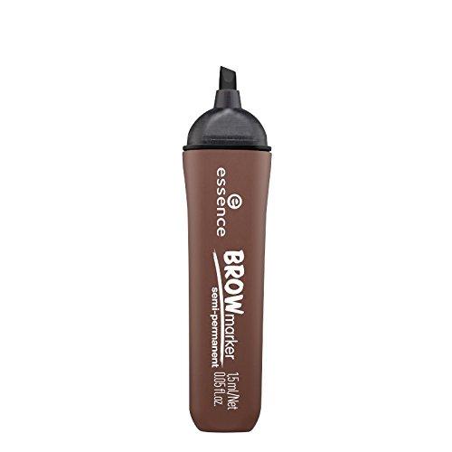 essence - Augenbrauenstift - brow marker - brownie -