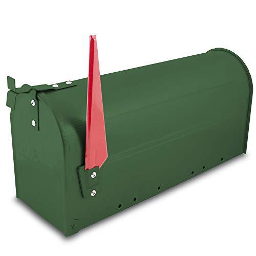 US Mailbox Amerikanischer Briefkasten Standbriefkasten Wandbriefkasten Letterbox Grün