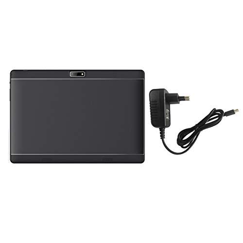 A108 10,1-Zoll-WLAN-8-Core-16G-Dual-SIM-Dual-Standby-3G-Anruf Vollständiger Netcom-Tablet-PC für Android-Betriebssystem - Schwarz