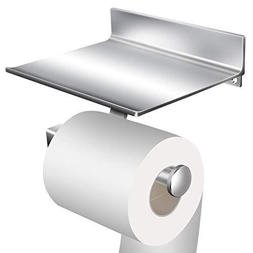StillCool Portarrollo Papel Higiénico Aluminio rollo