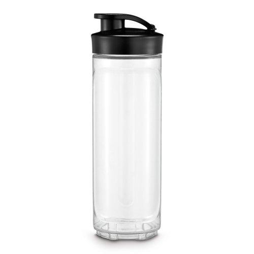 WMF Kult Mix & Go Smoothie Mini Blender (Tritan bottle, Stainless steel Blender)