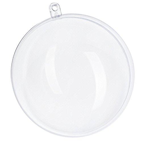 Schiller Acrylkugel ohne Bohrung teilbar Ø 20cm
