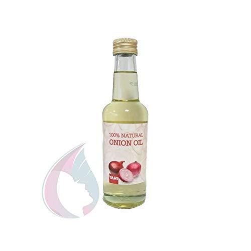 Huile d'oignon 100% naturelle YARI Onion oil 250 ml