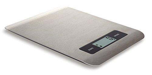 OGO 7915019helois Elektronische Waage Tablett Edelstahl Edelstahl 23x 16x 1,3cm