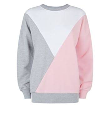 Crazy Prints Fashionable Sweatshirt for Women