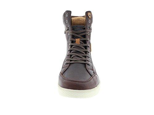 O'NEILL Schuhe in Übergrößen MALIBU 2 LEATHER - brown D19 DARK BROWN