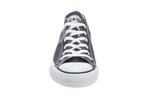 Converse Chuck Taylor All Star Ox Unisex-Erwachsene Sneaker Navy