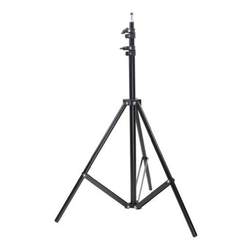 Neewer Professional Fotografie Studio Ständer für Lichter Reflektoren Hintergrund-260cm (ca. 8,5Füße)