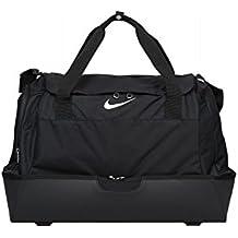 Nike Club Team Swoosh Hardcase L Bolsa de deporte, 52 cm, liters, Negro (Schwarz)