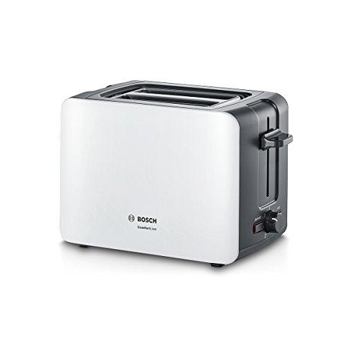 Bosch-TAT6A111-Comfort-Line-Tostadora-de-ranura-larga-1090-W-automtica-de-la-rebanada-funcin-de-descongelacin-color-blanco-oscuro