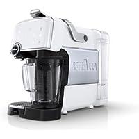 Lavazza Macchina Caffè Fantasia Plus, 1200 Watt, Ice White
