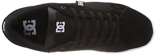 DC Shoes Astor, Baskets Homme Schwarz (Black/White/Gum Bw6)