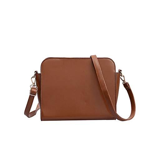 holitie holitie Damen Umhängetasche Frauen Retro Schultertasche Simple Wings Bag Wild Messenger Bag Schultertaschen Handy Geldbörse Wallet