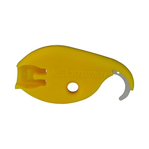 Nockturnal Lighted Nocks Tool, Yellow by Nocturnal Lighted Nocks