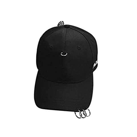 Baseball Cap, Bestow Unisex Adjustable Hat Snapback Embroidered Baseball Cap Hip Hop Flat Hat