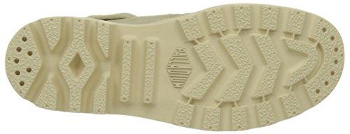 Palladium 92353, Scarpe da Ginnastica Alte Donna Beige (Sahara/ecru)