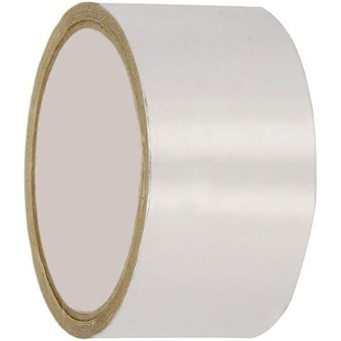 Nashua Aluminum Multi-Purpose Foil Tape, 3.2 mil Thick, 9 m Length, 48 mm Width by Nashua - Multi Purpose Foil Tape
