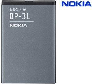 Akku passend für Nokia Original BP-3L Lumia 710 Li-Po