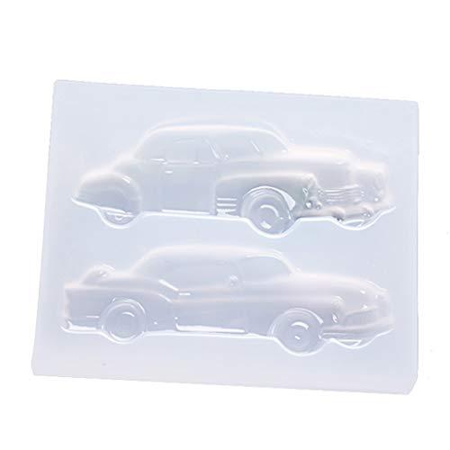 FURU Mini Auto Form Silikon Epoxidharz UV Kleber Handwerk Schimmel Kreative DIY Kunst Anhänger Brosche Schmuck Werkzeug Zubehör